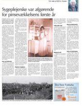 Frederikke Thomsen - Kronik i Udfordringen 23.8.2020